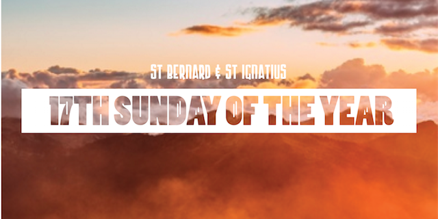 17th Sunday Of The Year