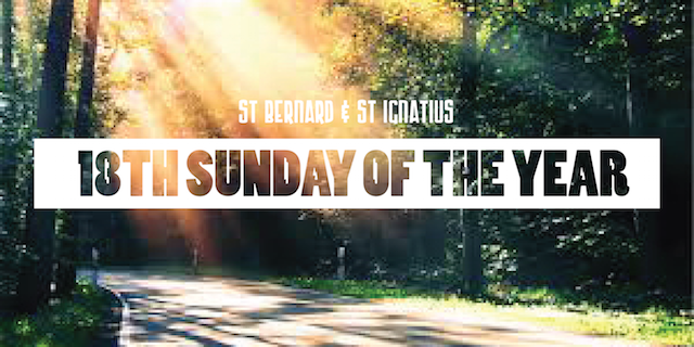 18th Sunday Of The Year