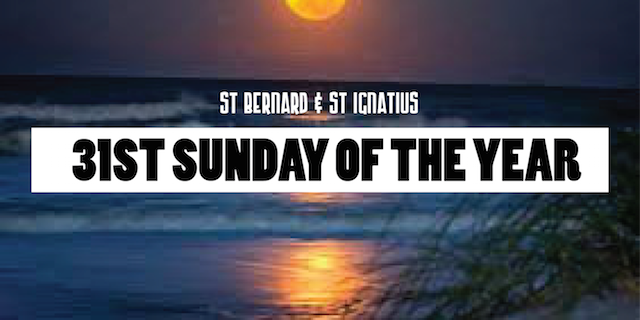 31st Sunday of the year
